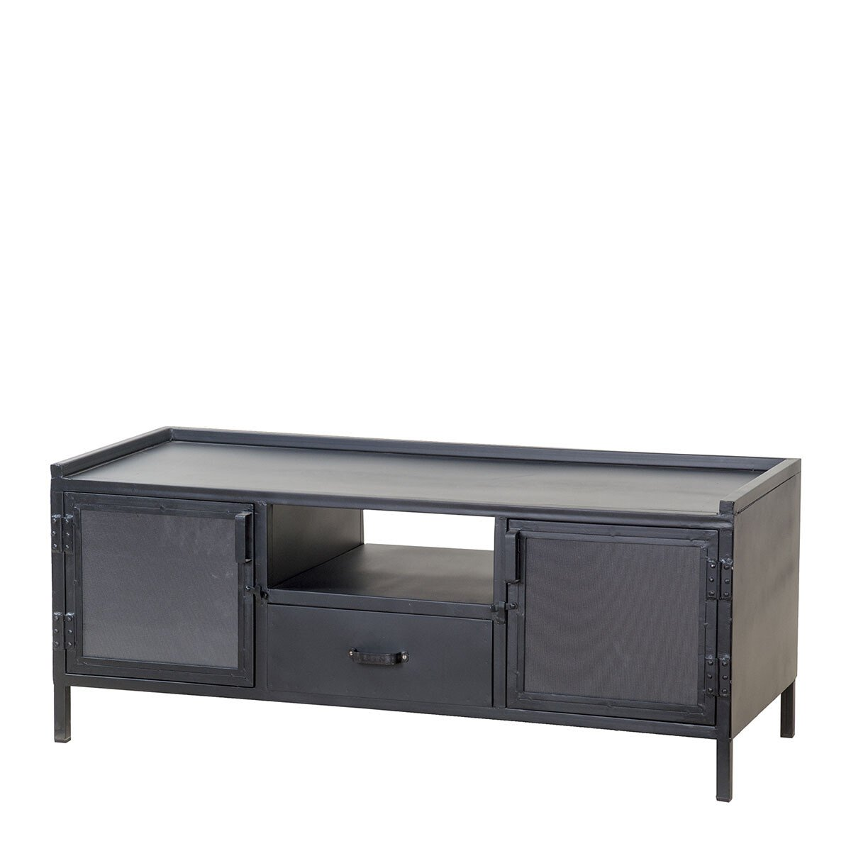 Eleonora TV meubel Industrieel 50 x 130 x 50