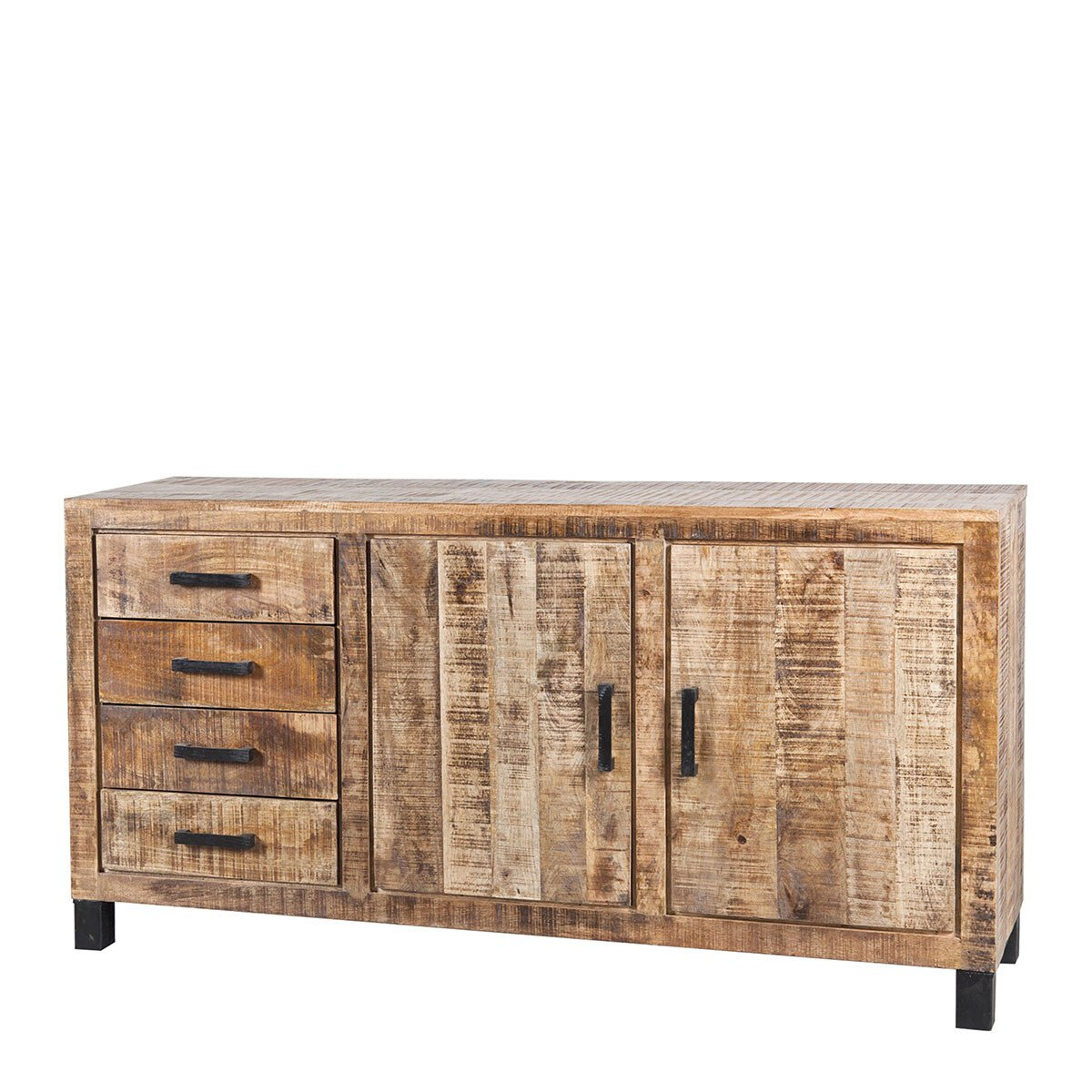 Eleonora Dressoir Ventura hout naturel 90 x 173 x 45