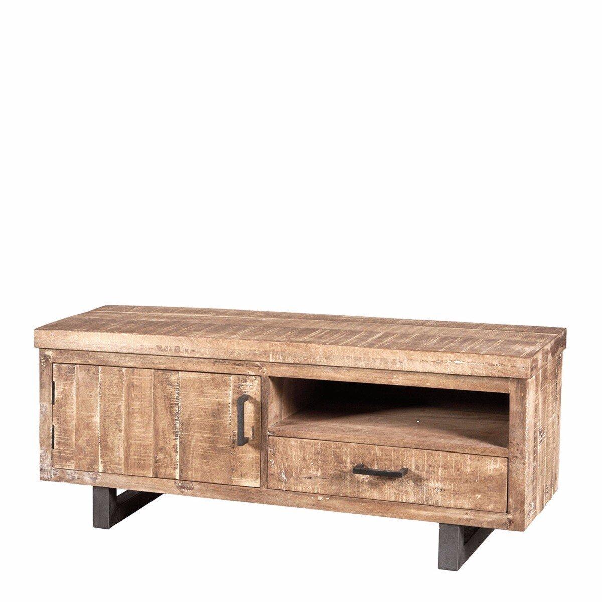 Tv-meubel Plasmameubel 1 Deur 1 Lade