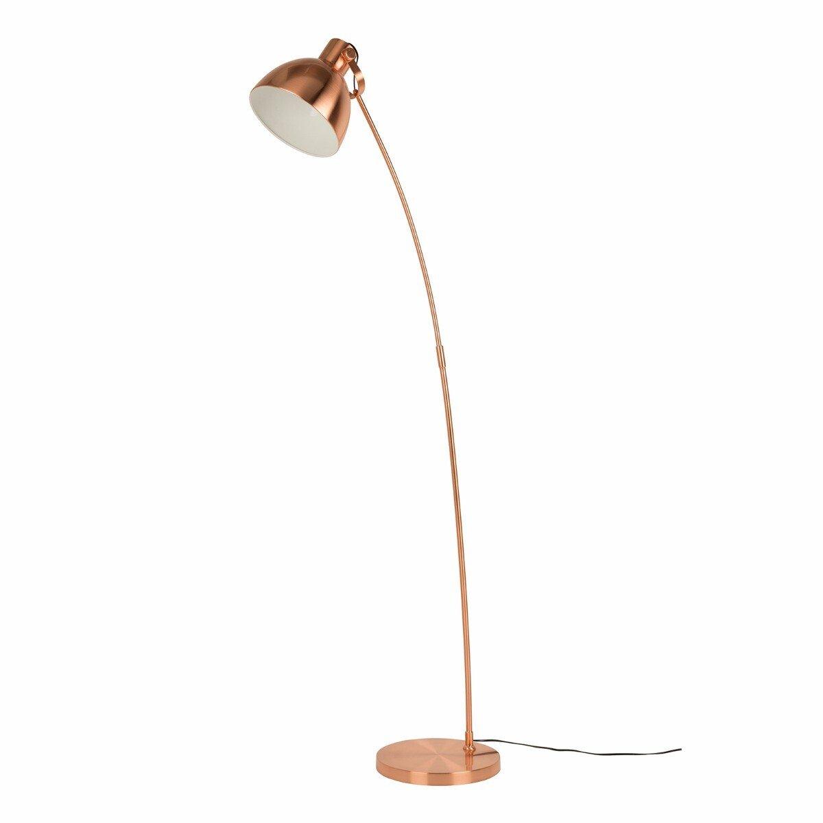 Wants&Needs Vloerlamp Jazzy Koper 165 cm