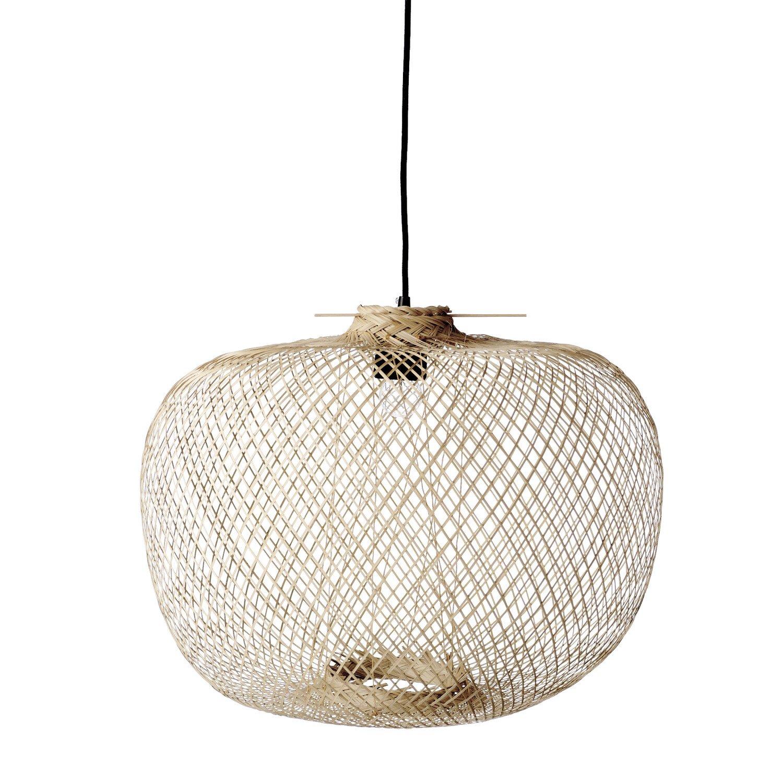 Bloomingville Hanglamp Bamboe 42 cm
