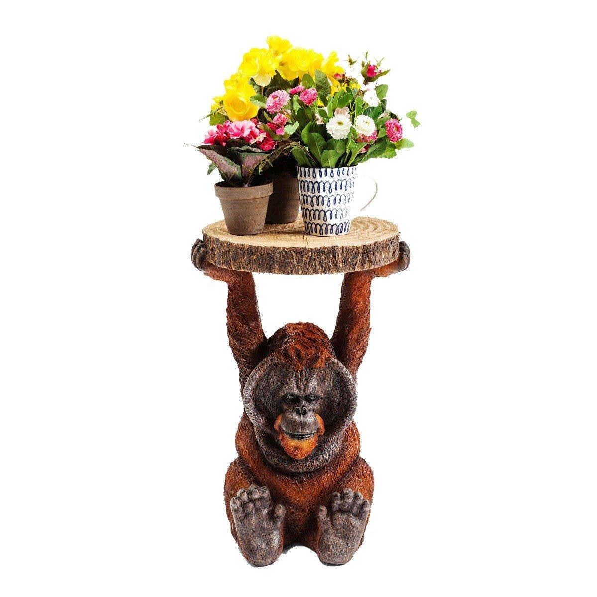 Kare Design bijzettafel orang utan 52 x �33