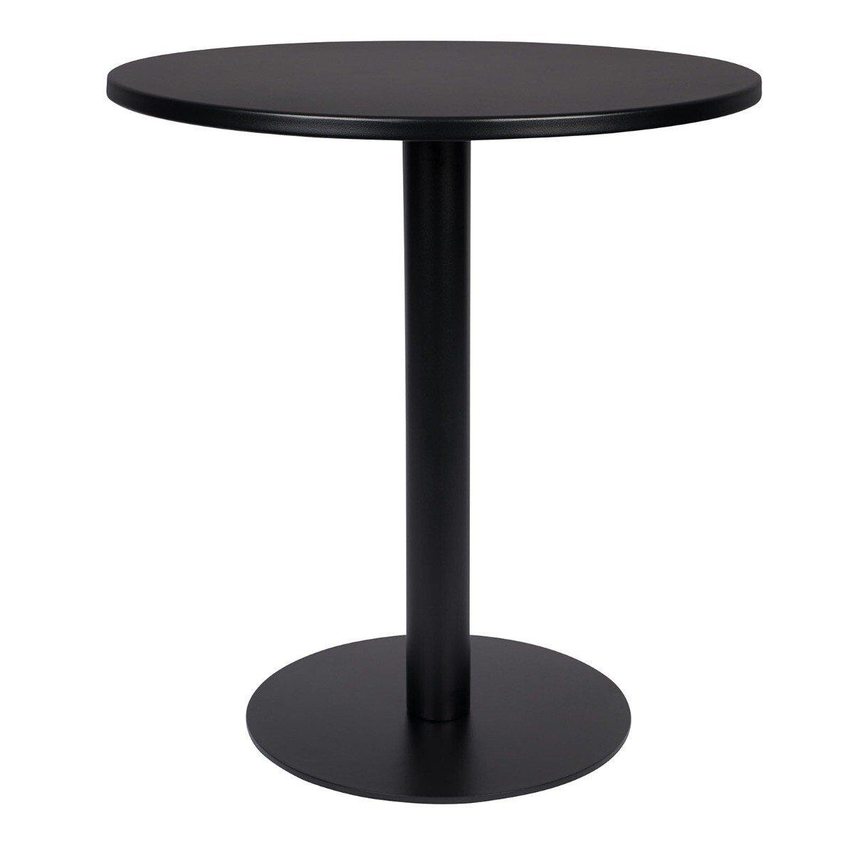 Bistro tafel Metsu zwart