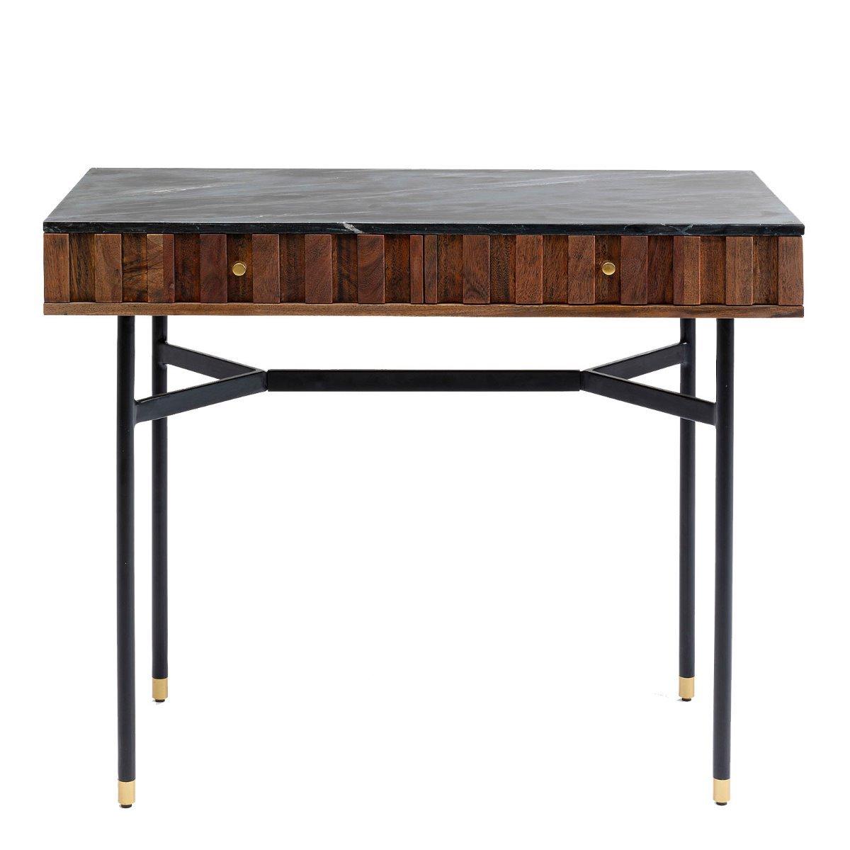 Kare Design bureau apiano hout 76 x 90 x 40