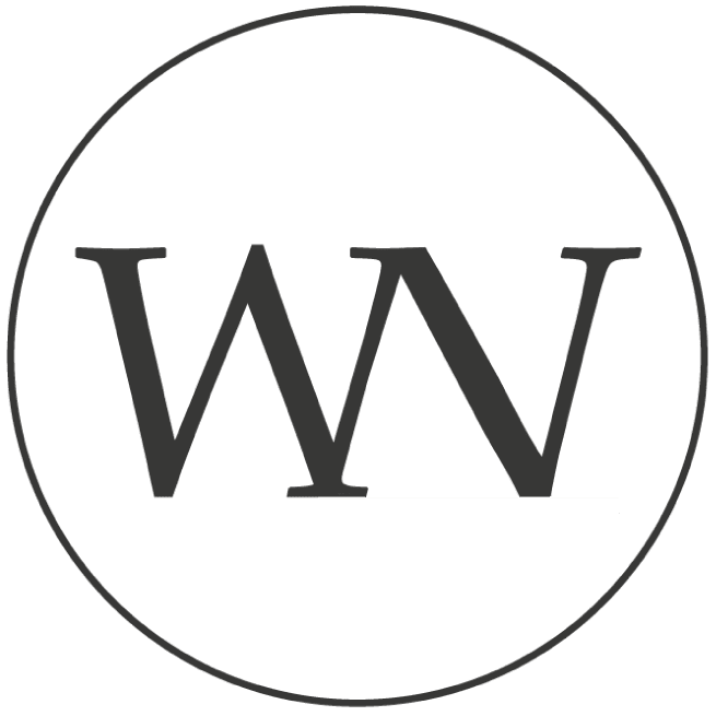 Poster Chinese Dog Blauw 70 x 50