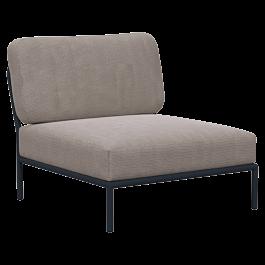 Loungestoel Level Ash 82 x 95 x 81