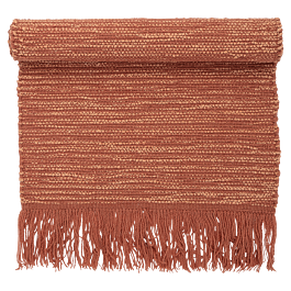 Karpet Oranje Wol