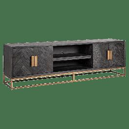 TV-dressoir Blackbone 60 x 200 x 43