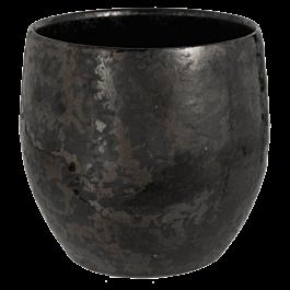 Bloempot Antique Smokey L 23x23x22