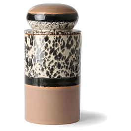 Opbergpot 70s Ceramics Tropical 22.5 x 11 x 11