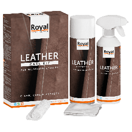 Leather Care Kit - Microfiber Leather