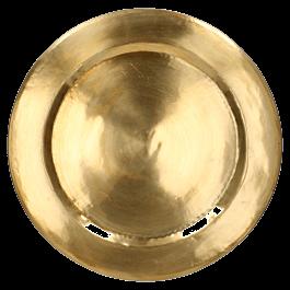 Dienblad Metaal Goud 57 X 57 X 1.5