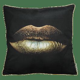 Sierkussen Goud Kiss Velvet Goud 45 X 45