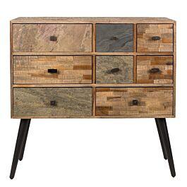 dressoir sean hout naturel 90 x 92 x 31