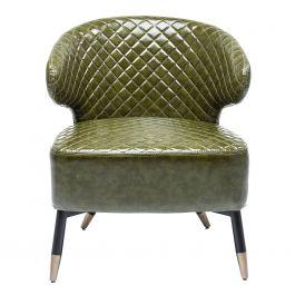 Fauteuil groen Cocktail Chair Session - 80818 Kare Design - www.wantsandneeds.nl