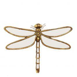 Muurdecoratie Dragonfly Mirror Small - Kare Design - www.wantsandneeds.nl - 51223