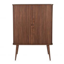 Opbergkast Cabinet Barbier Walnut 140 x 100 x 45 -Zuiver -www.wantsandneeds.nl - 4100043