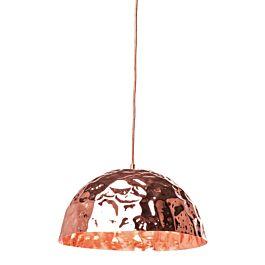 Koperen hanglamp - kare design - 36370 - www.wantsandneeds.nl
