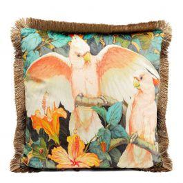 Kussen Parrot - Kare Design - www.wantsandneeds.nl