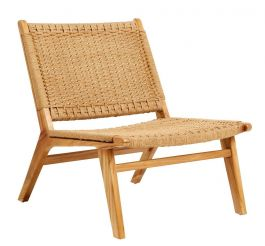 lounge chair teak w/rope, nature - Nordal - www.wantsandneeds.nl - 2579_2_0.jpg