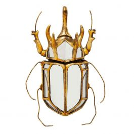 Muurdecoratie Beetle Mirror - Kare Design - www.wantsandneeds.nl - 51221