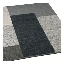 Vloerkleed Blocks Grey