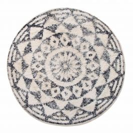 vloerkleed badmat rond medium - HKliving - www.wantsandneeds.nl - TAP0852