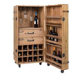 Wijnkast Lico - Dutchbone - www.wantsandneeds.nl - 4100020