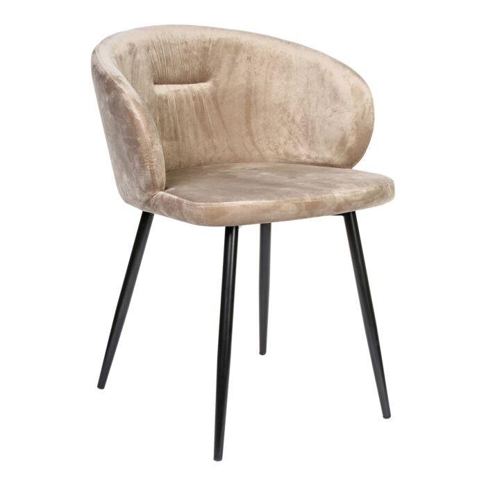 Houten design stoel PTMD prijs 244, | Houten stoelen
