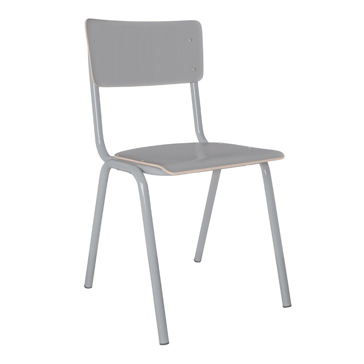 CHAIR BACK TO SCHOOL HPL GREY