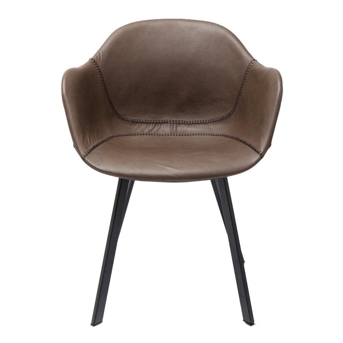 Armstoels Lounge Grijs Kare Design
