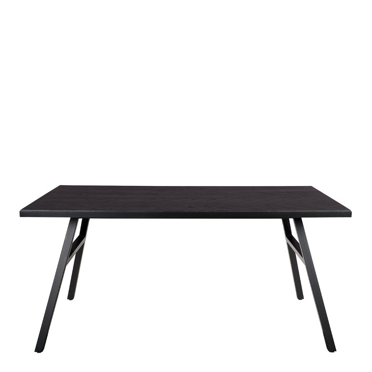 Tafel Seth zwart 180x90cm