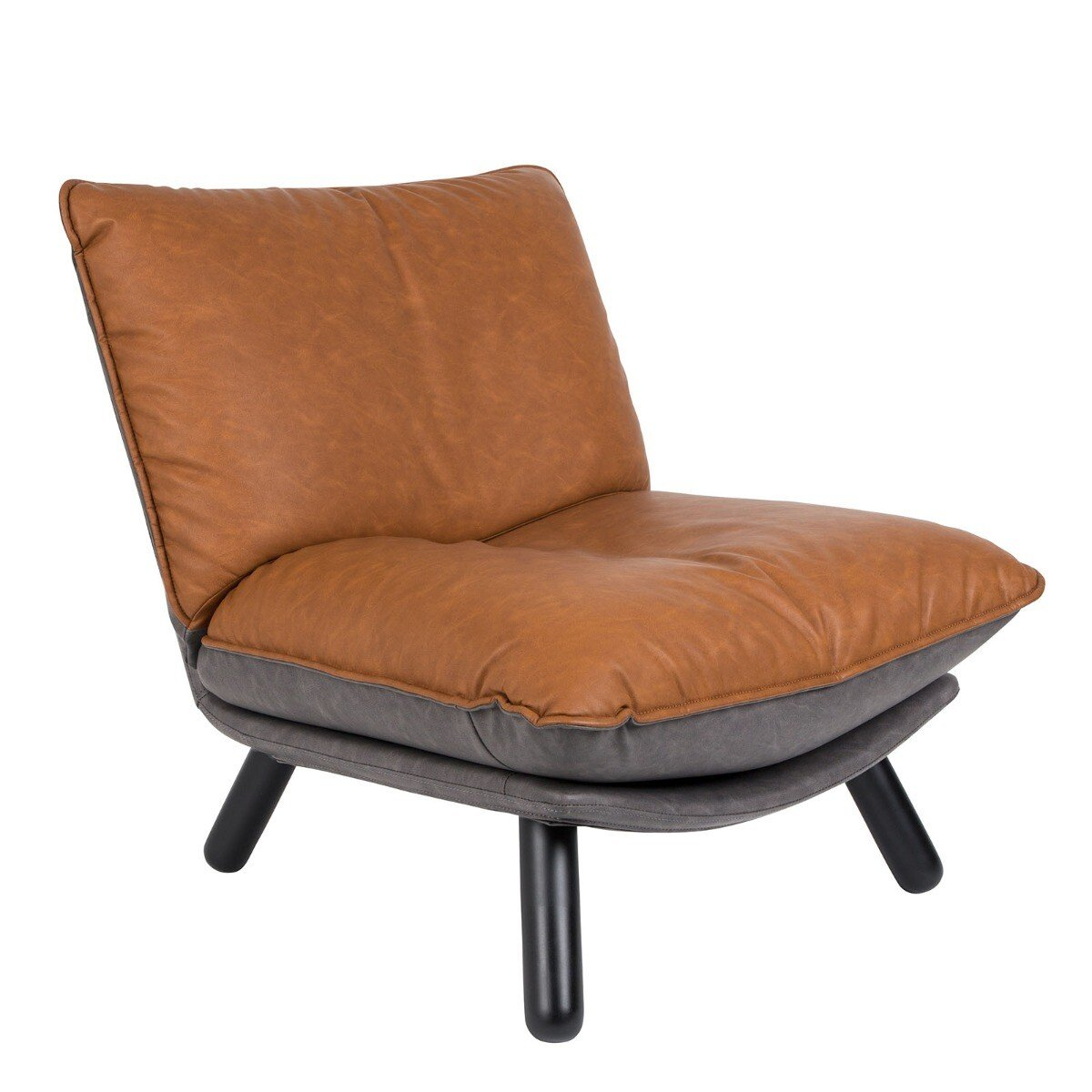 Zuiver Lounge Lazy Sack Fauteuil Bruin