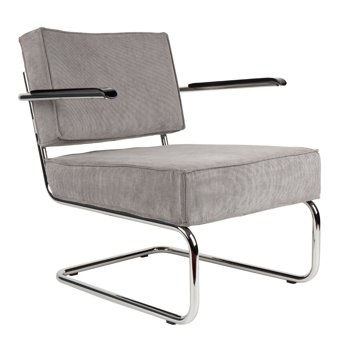 LOUNGE CHAIR RIDGE RIB ARM CO
