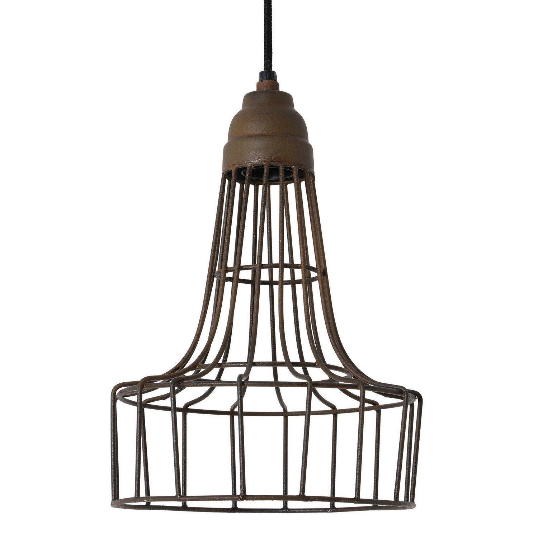 Light&Living hanglamp Babette oud roest 30 x �20