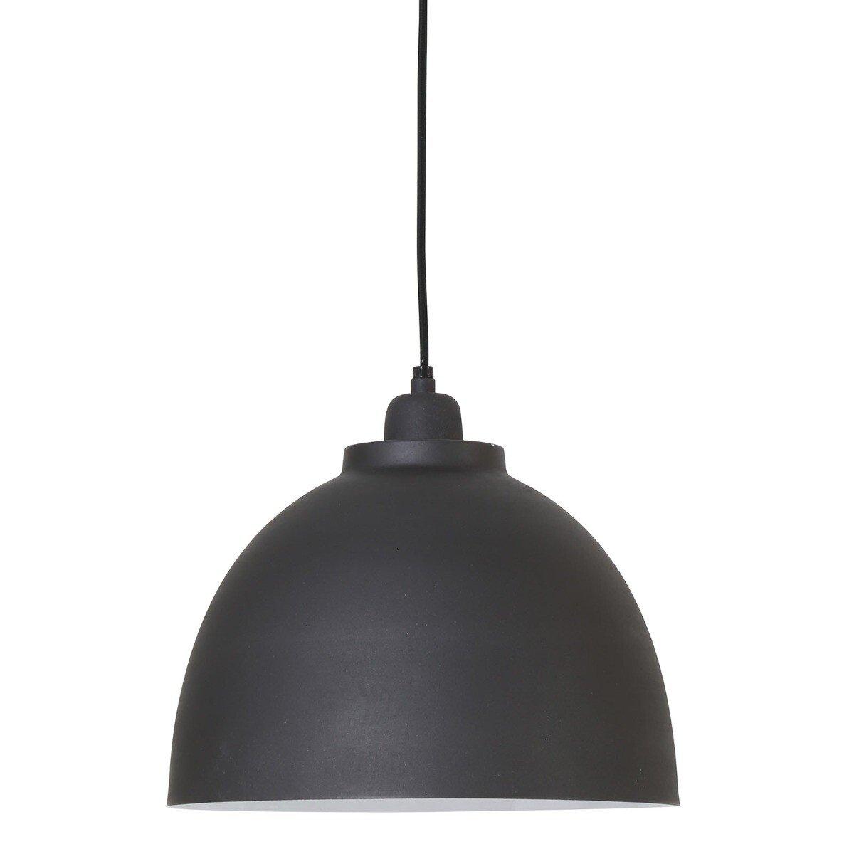Light&living hanglamp Kylie Graffiet - wit M