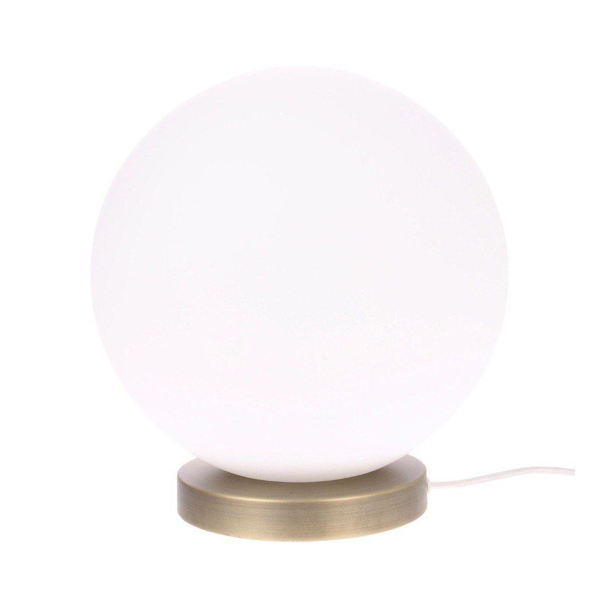 HKliving Glazen Lamp Bolvormig �20