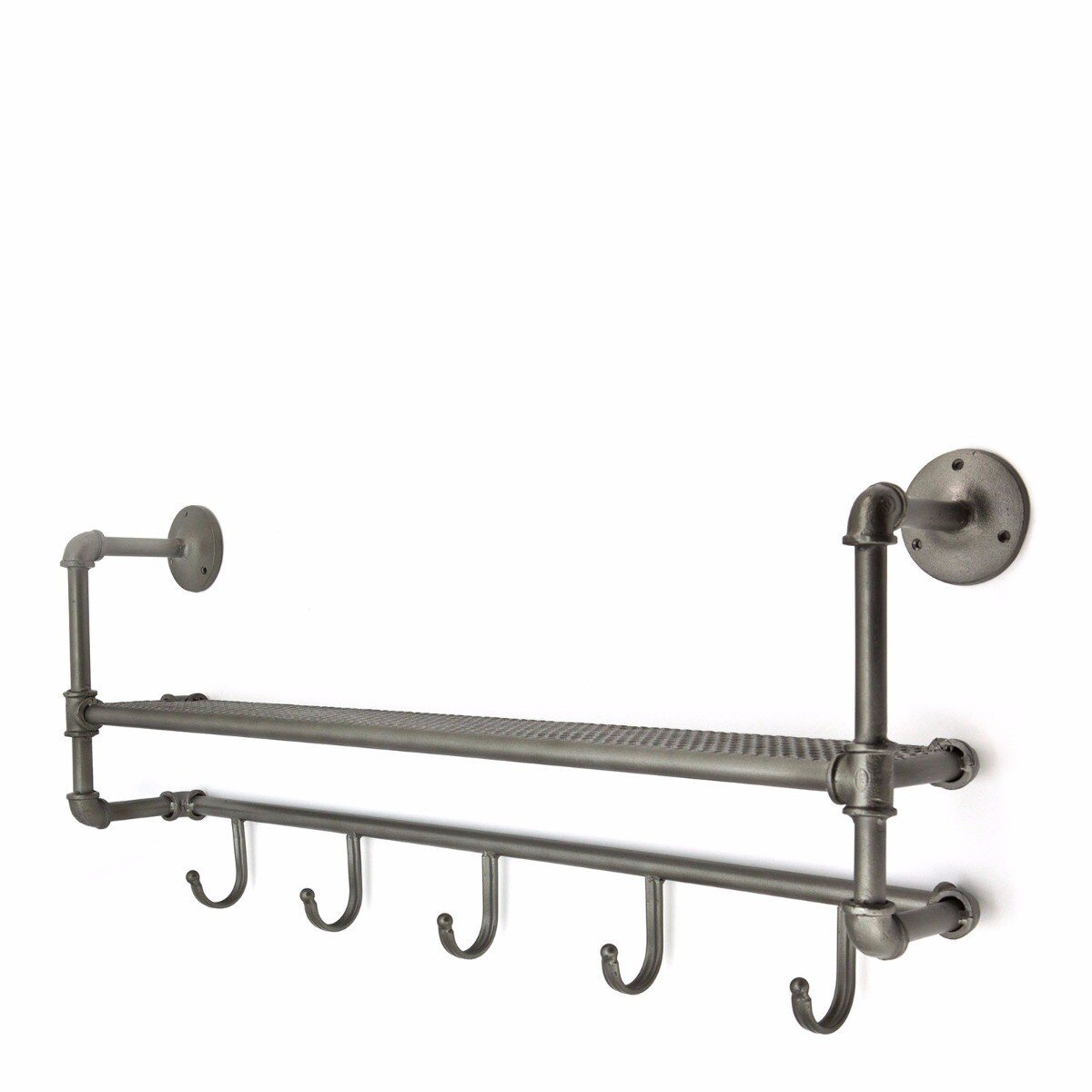 By-Boo Kapstok Coat Rack Metaal Jacket Groot