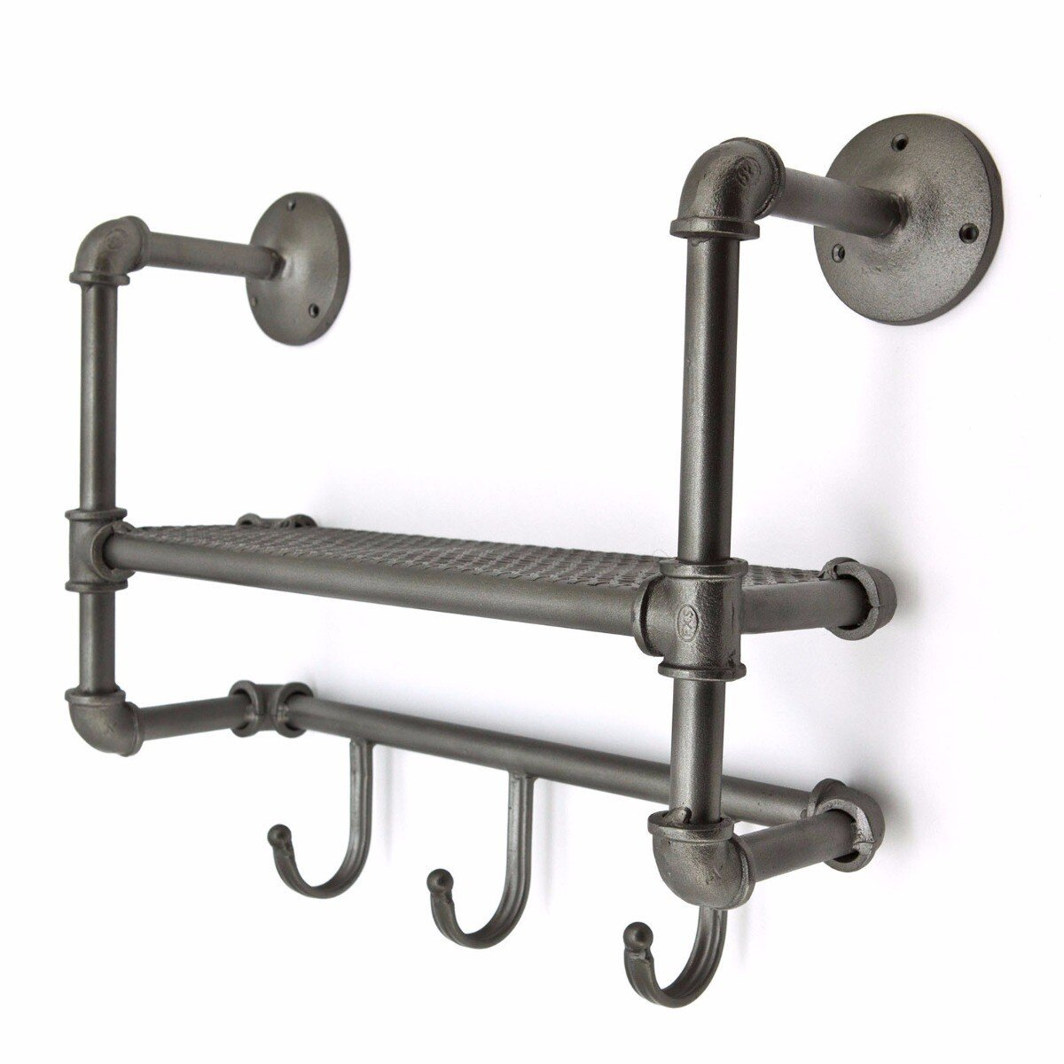By-Boo Kapstok Coat Rack Metaal Jacket Klein