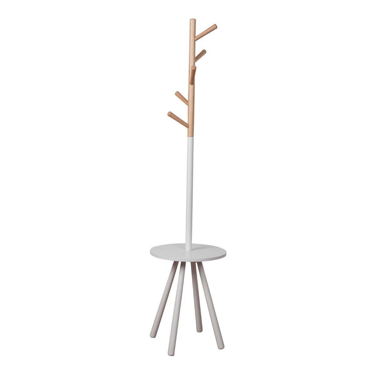 Zuiver Kapstok Table Tree wit 169 x �40