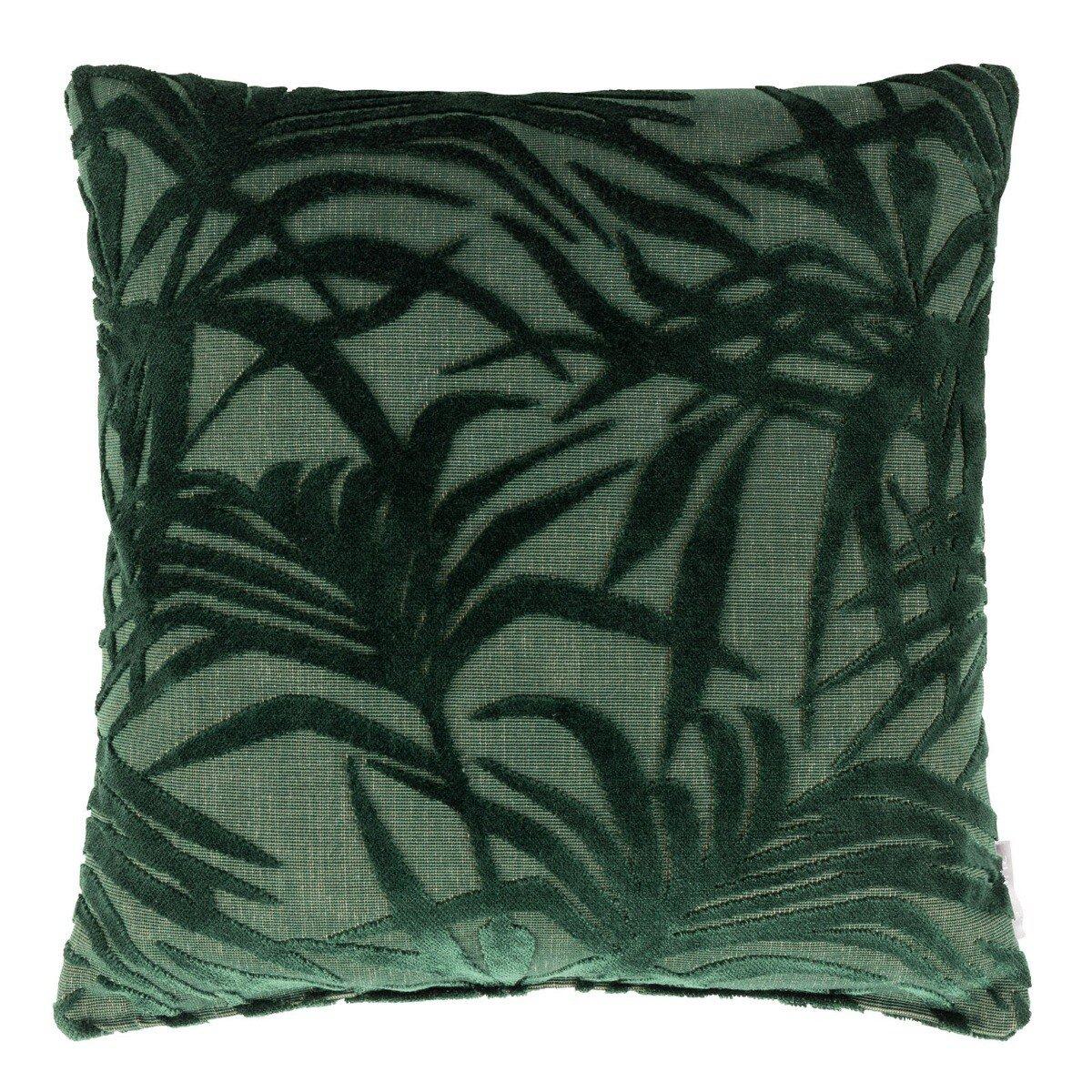 Zuiver Kussen Miami Palm Tree green 45 x 45