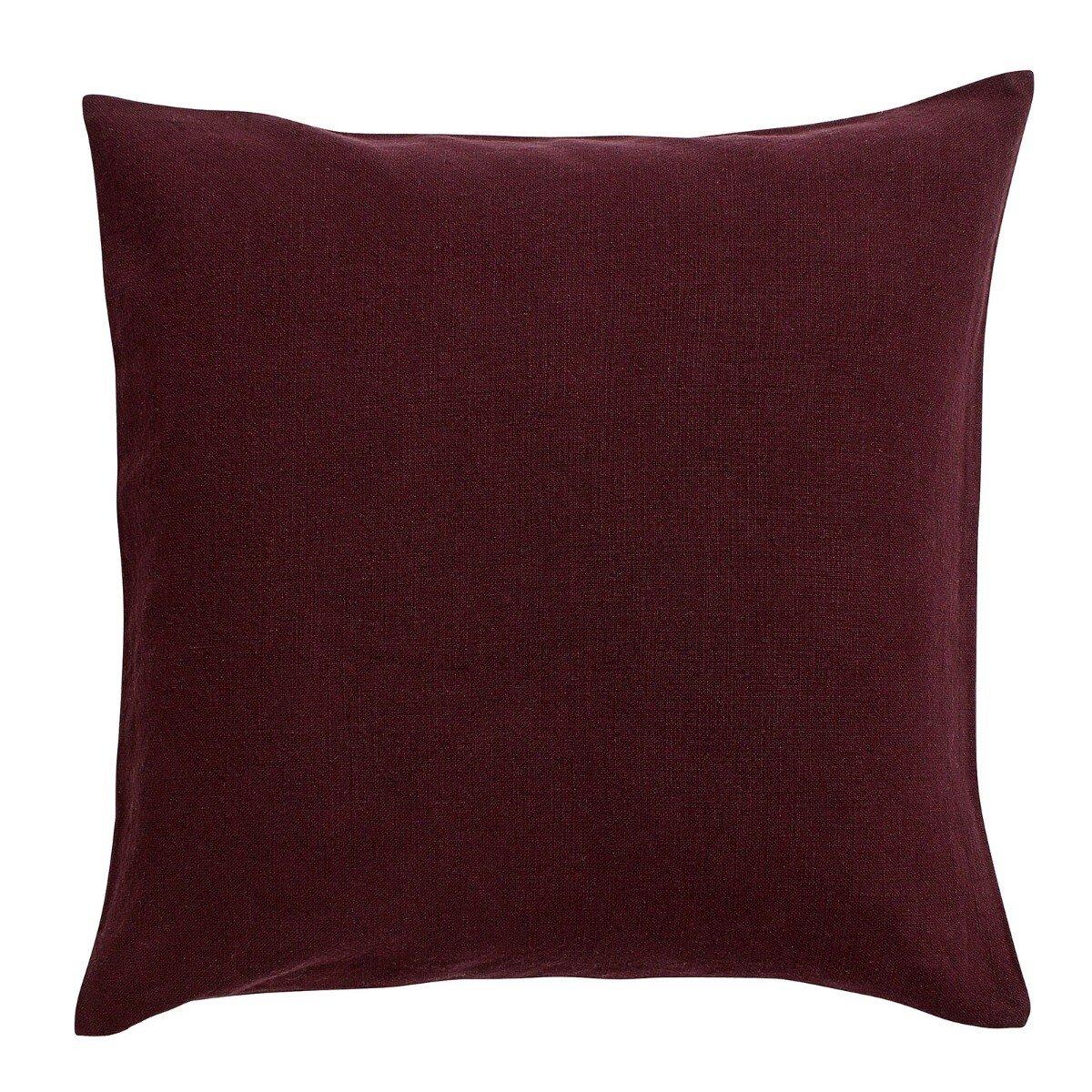 Nordal kussenhoes divine rood 50 x 50