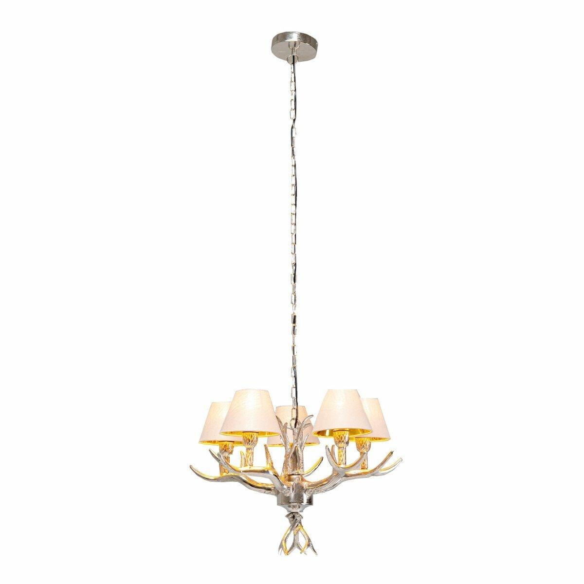 Kare Design hanglamp antler beige 35 x 57 x 57