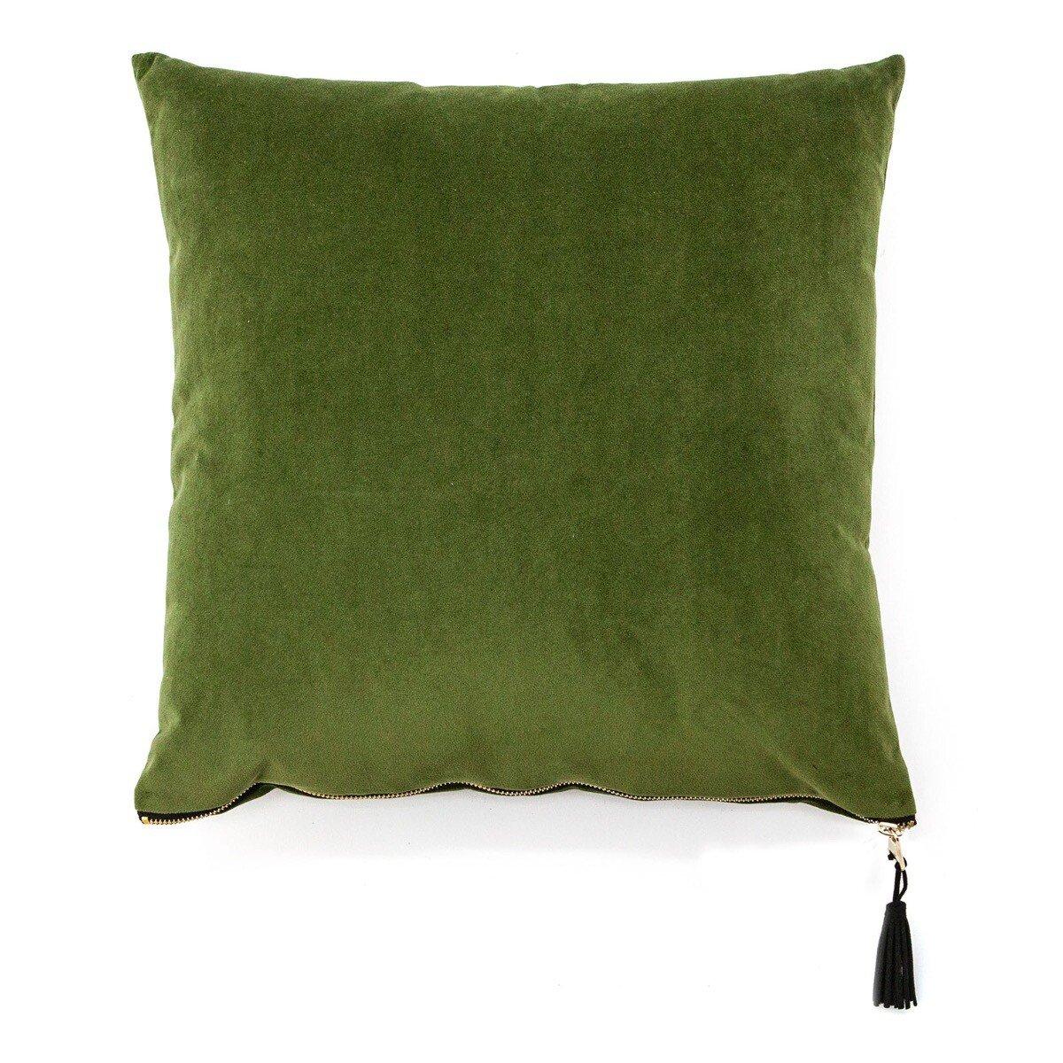 By Boo sierkussen stuart groen 45 x 45