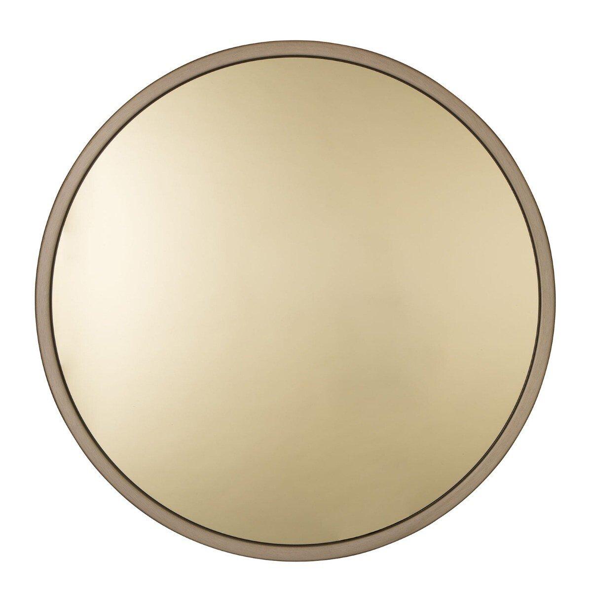 Zuiver Spiegel Bandit goud �60 x 5