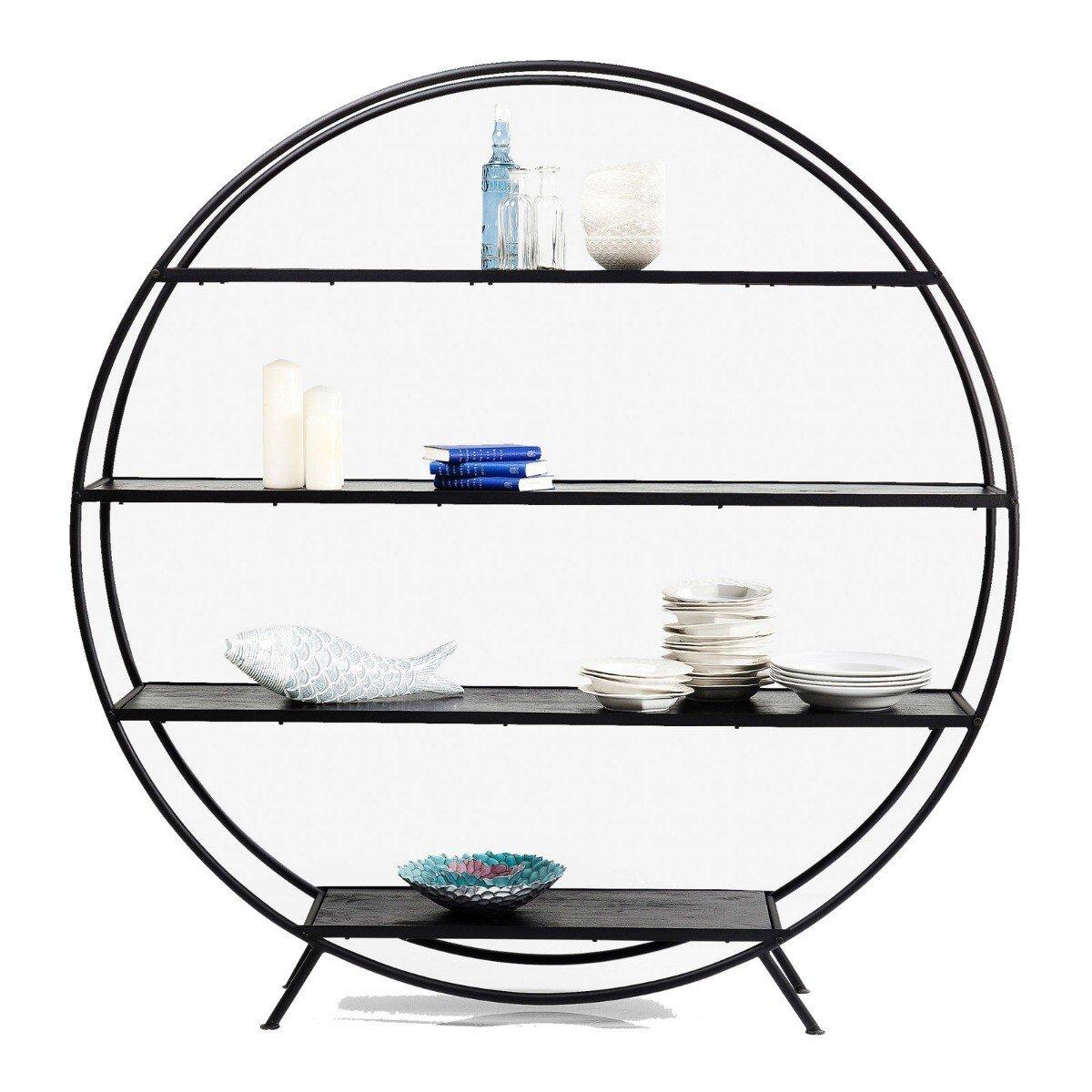 Kare Design stellingkast shelf mason 180 x 175 x 35