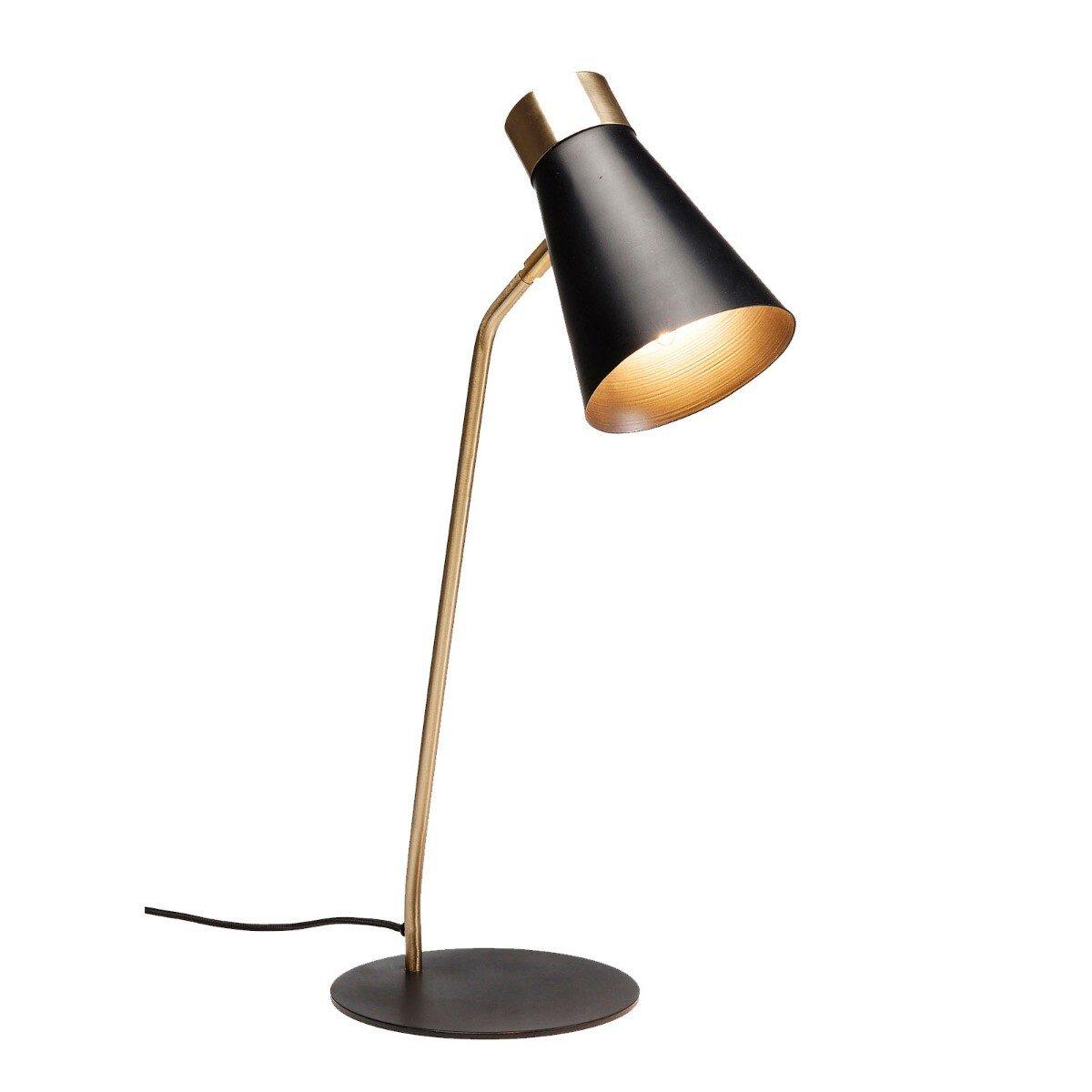 Kare Design tafellamp richmond black 64 x 22 x 38