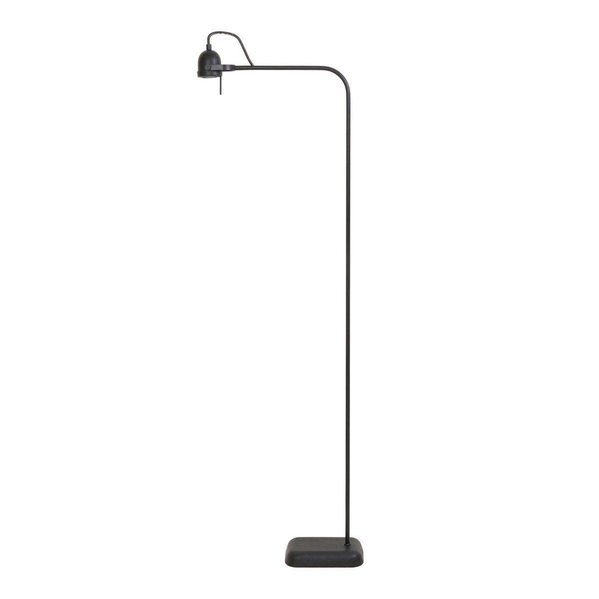 Light&Living Vloerlamp DAIMEN LED zwart 145 x 40 x 16