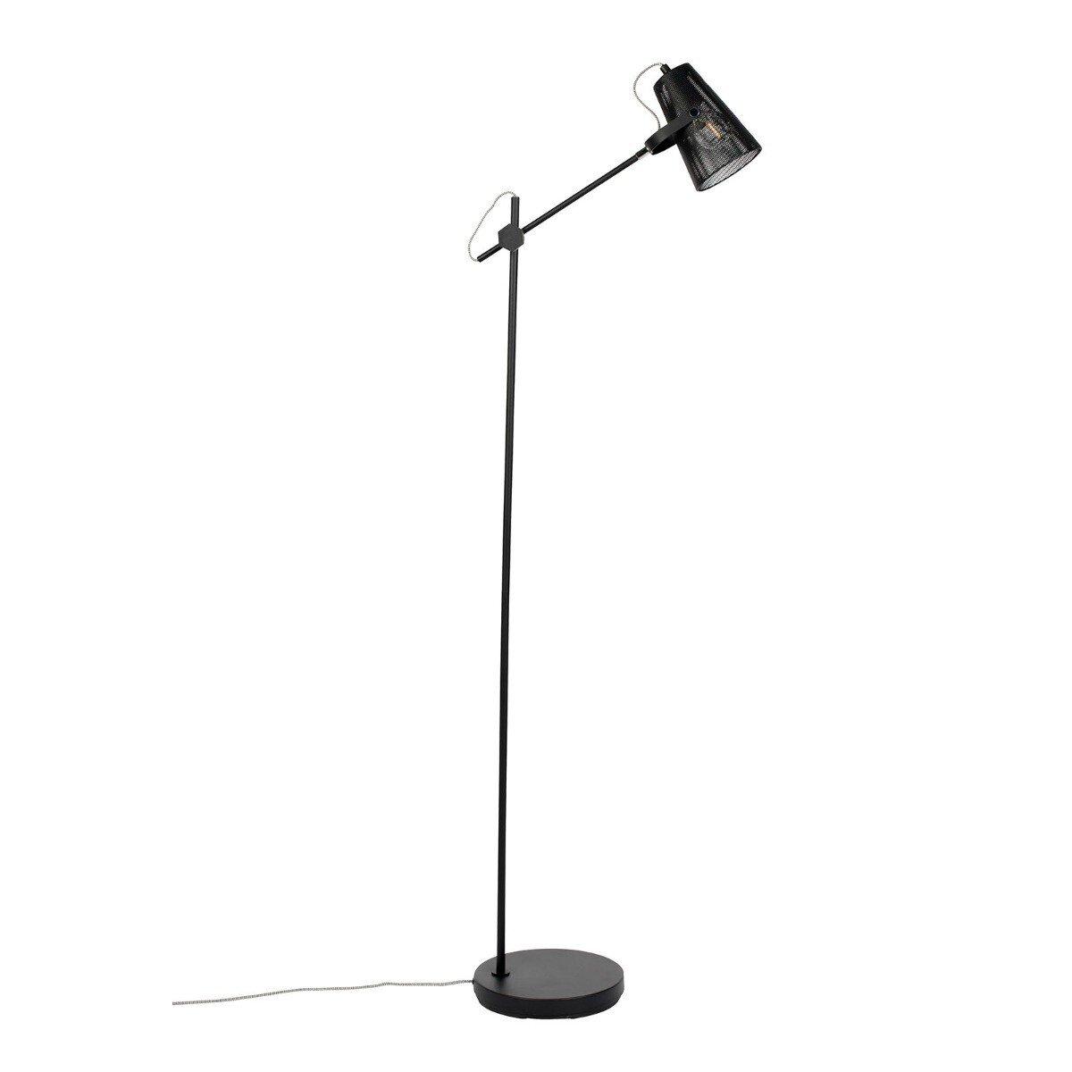 Wants&Needs Vloerlamp Fokus Zwart 135,5 x 25 x 41