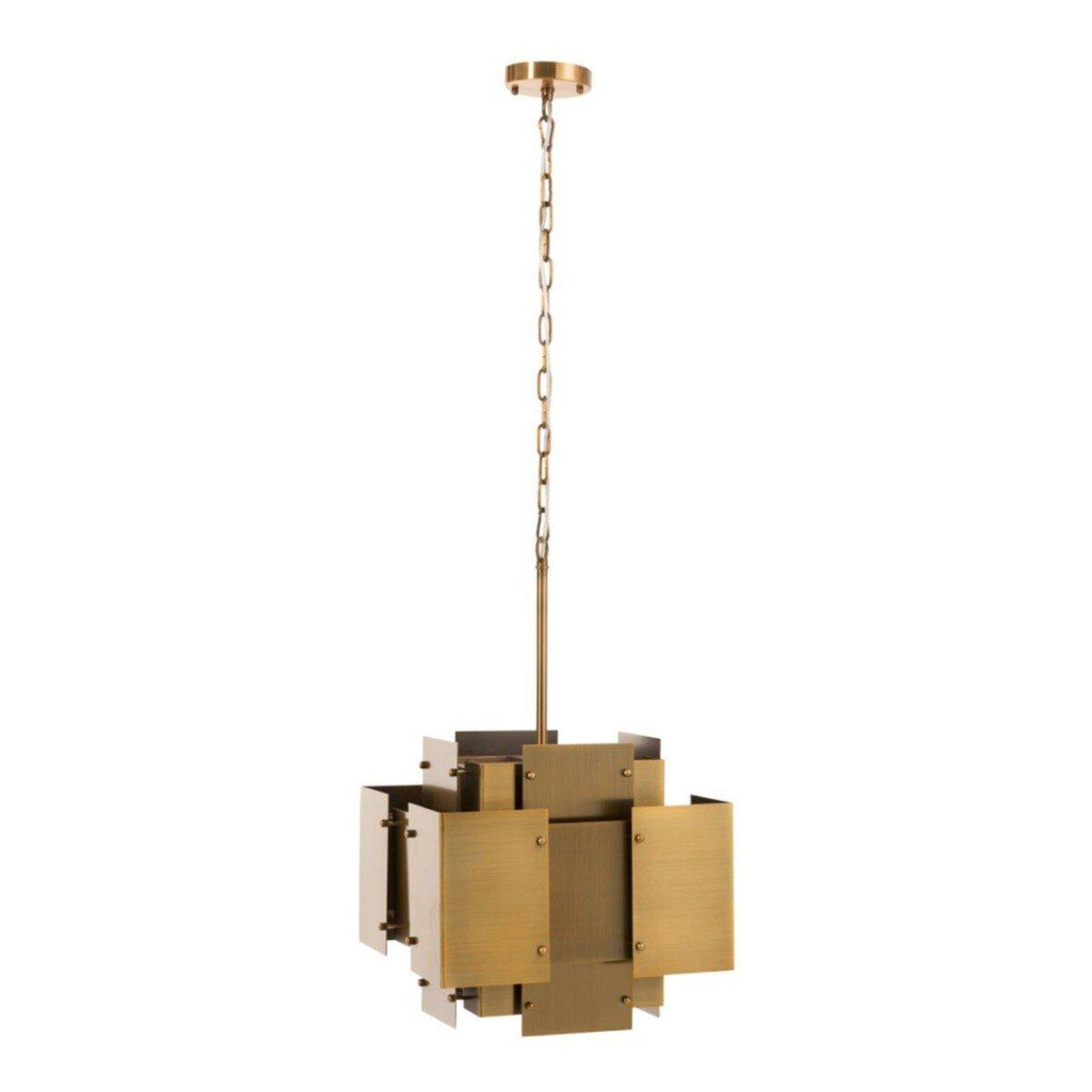 J-Line hanglamp golden air 160 x 40 x 40